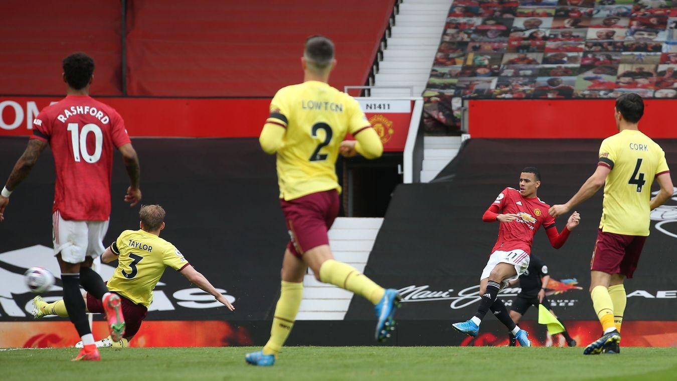 TRỰC TIẾP Man Utd 1-1 Burnley (H2): Diễn biến chóng mặt - Bóng Đá