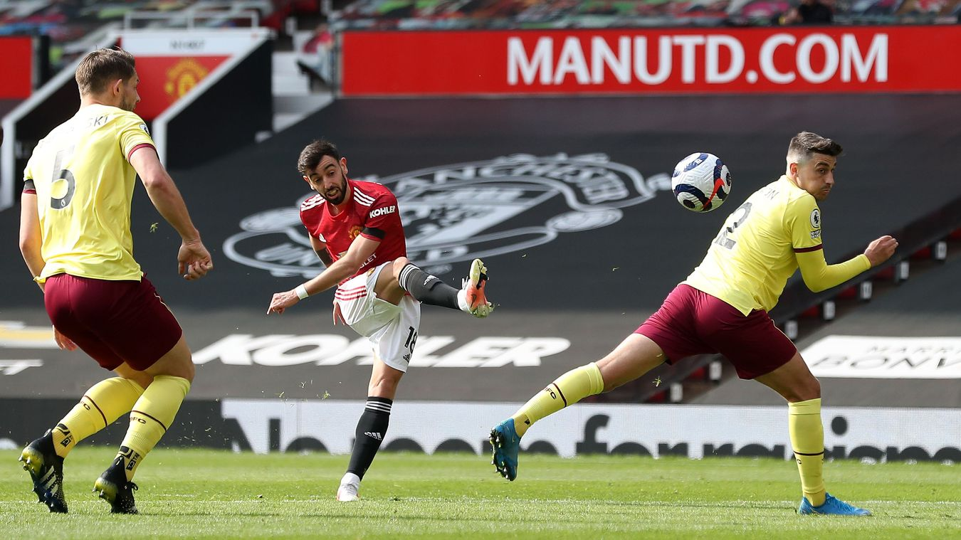 TRỰC TIẾP Man Utd 0-0 Burnley (H1): Quỷ đỏ bế tắc - Bóng Đá