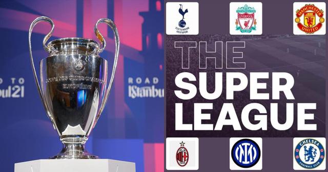 CHÍNH THỨC! Premier League thông báo mạnh mẽ, định đoạt Super League - Bóng Đá
