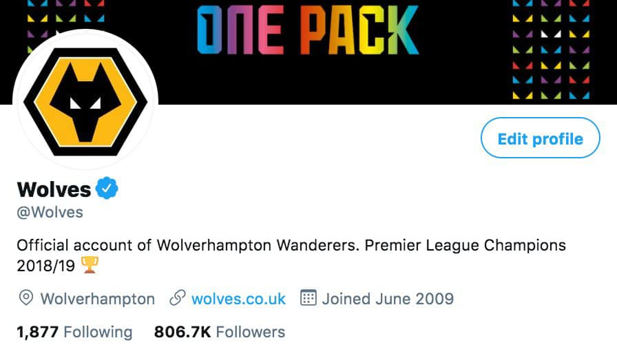 Wolves tự nhận là... nhà vô địch Premier League 2018/19 - Bóng Đá