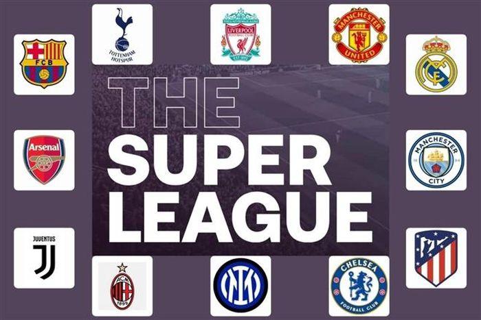 Vụ Super League 24h qua: Ông lớn lật kèo, siêu giải đấu sụp đổ! - Bóng Đá