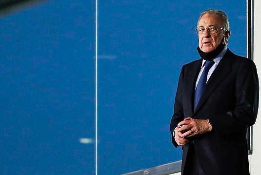 "Florentino Perez: ""If you think the Super League is dead, you are absolutely wrong."