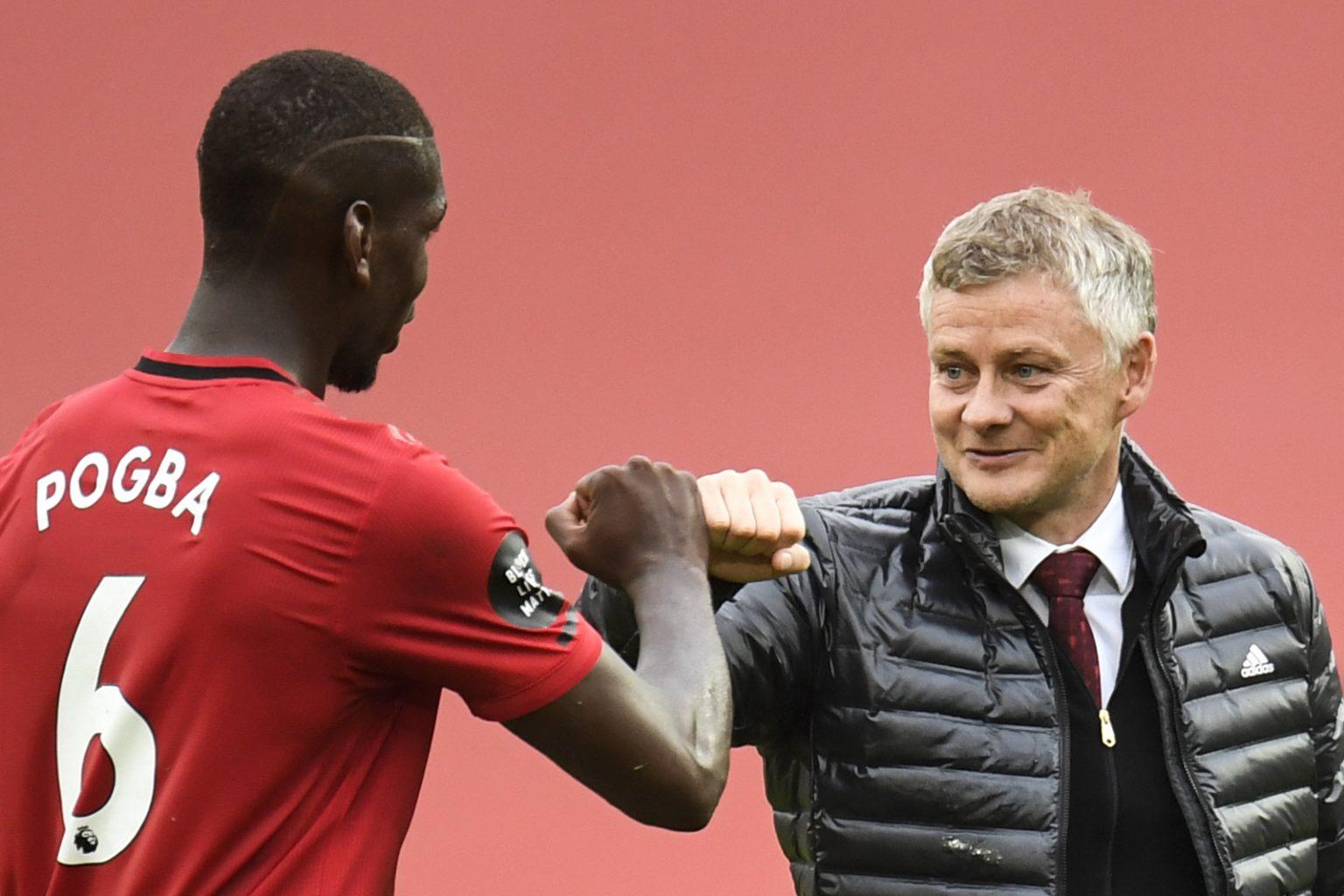 Man United set the clock for Solskjaer to finish Paul Pogba contract talks - Bóng Đá