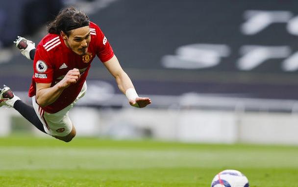 Edinson Cavani 'holds crunch talks with Manchester United' - Bóng Đá