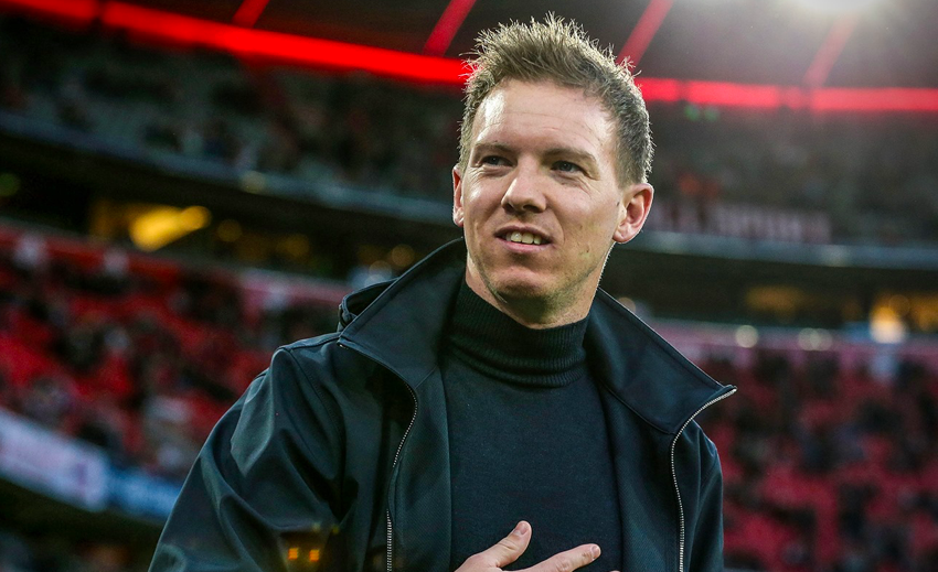Official Bayern have new coach Julian Nagelsmann  - Bóng Đá