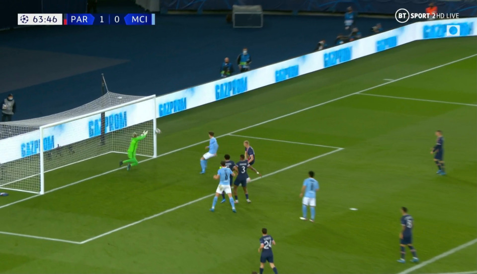 5 điểm nhấn PSG 1-2 Man City: Sai lầm chết người, siêu sao tàng hình! - Bóng Đá