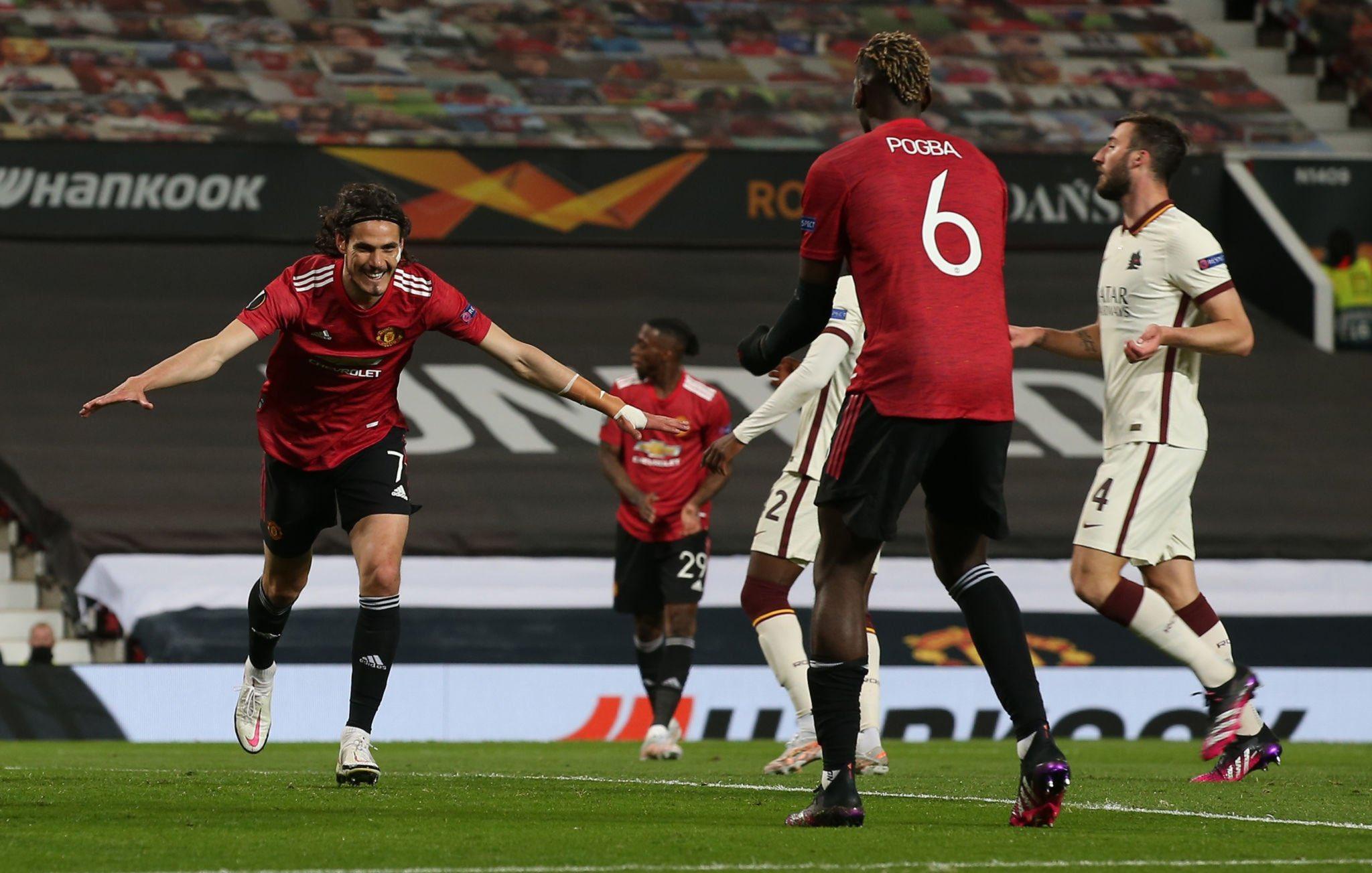 10 thống kê M.U 6-2 Roma: - Bóng Đá