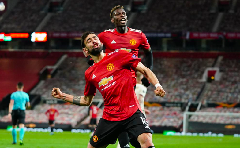 'At half-time we said let's do the right things' - Pogba's delight as Manchester United hit Roma for six - Bóng Đá