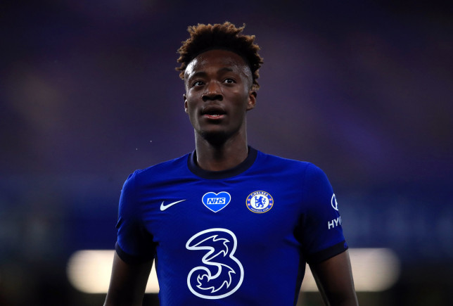 Chelsea striker Tammy Abraham capable of playing for Barcelona or Manchester United, claims Simon Jordan  - Bóng Đá