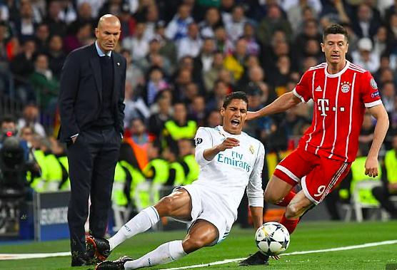 Robert Lewandowski 'is an option for Real Madrid in their search for a striker this summer - Bóng Đá