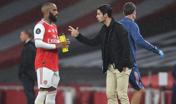 Mikel Arteta provides shock injury update on Kieran Tierney and Alexandre Lacazette - Bóng Đá