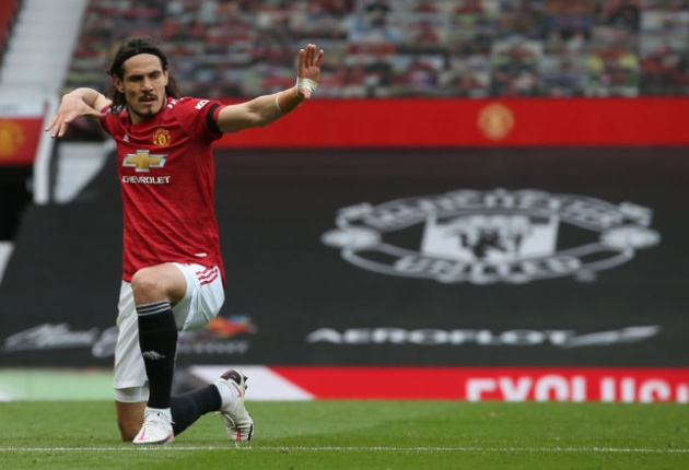Roy Keane explains why he does not want Edinson Cavani to sign new Manchester United contract - Bóng Đá
