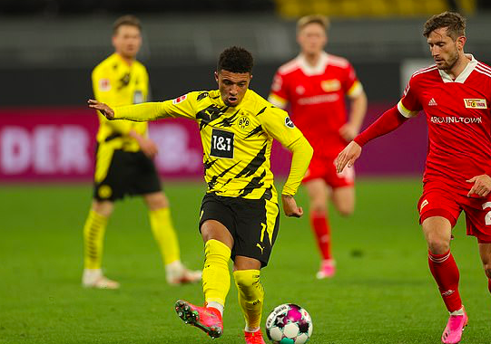 Michael Zorc confirms Jadon Sancho and the German club have a 'gentleman's agreement' over a move - Bóng Đá