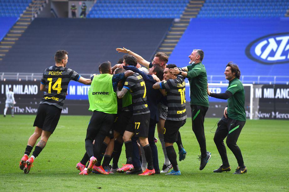 CHÍNH THỨC! Serie A đón tân vương, chấm dứt sự thống trị của Juve - Bóng Đá