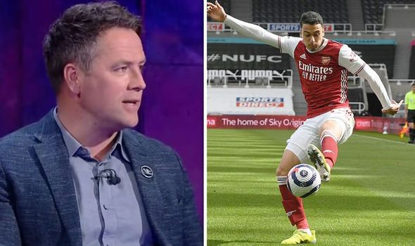 Michael Owen explains why Gabriel Martinelli is 'like a new signing' for Arsenal - Bóng Đá