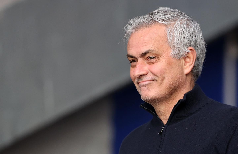 Mourinho as AS Roma coach - Bóng Đá