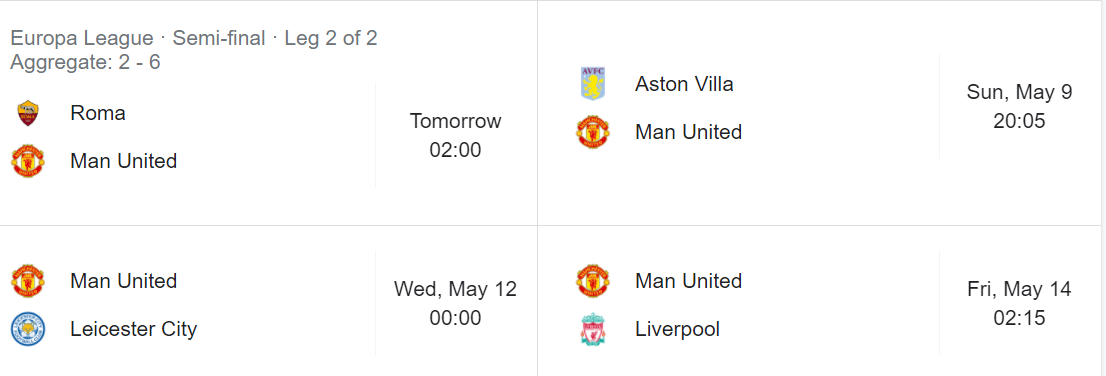 Man Utd - Liverpool fixture confirmed - Bóng Đá