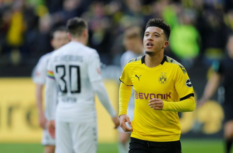 Transfer insider Dean Jones has provided an update on Manchester United's pursuit of Borussia Dortmund's Jadon Sancho. - Bóng Đá