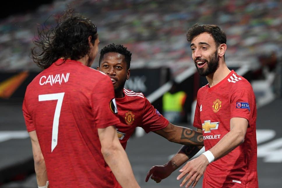 Chung kết Champions League đã có thể là của Man Utd - Bóng Đá