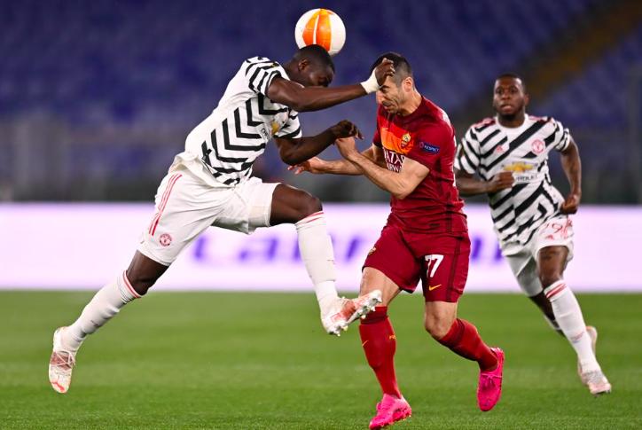TRỰC TIẾP AS Roma 0-0 Man Utd (H1): Chủ nhà nỗ lực ép sân - Bóng Đá
