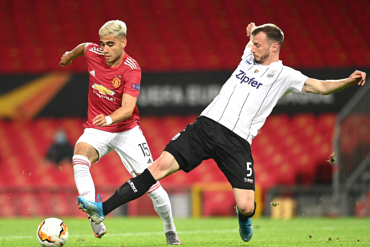 Manchester United loanee Andreas Pereira is having the final weeks of his spell at Lazio - Bóng Đá