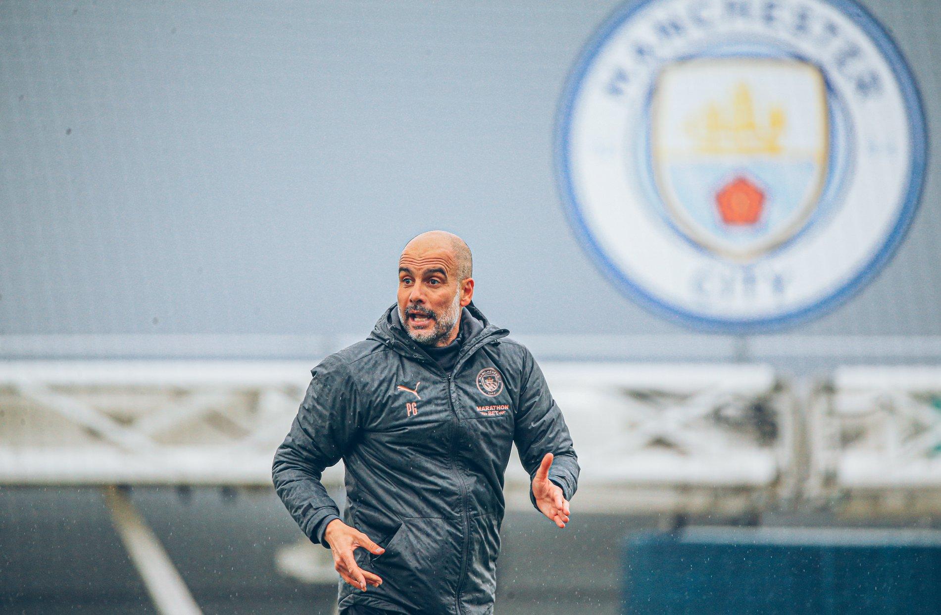 Tinh thần lên cao, Man City sẵn sàng dập tắt hy vọng của M.U - Bóng Đá