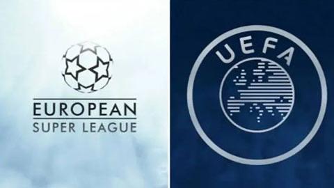 CHÍNH THỨC! UEFA ra án phạt răn đe nhóm CLB dự Super League - Bóng Đá