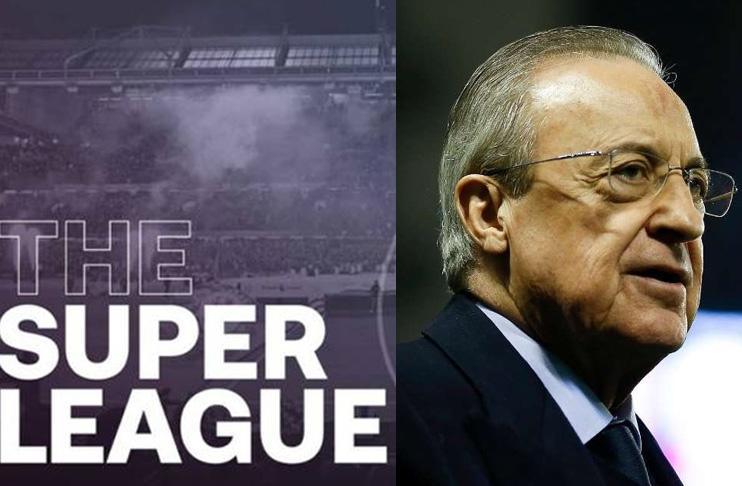 Real Madrid statement on UEFA charge of Super League - Bóng Đá