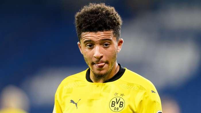 'I don't know about my future' - Man Utd-linked Sancho unsure if he'll stay at Dortmund - Bóng Đá