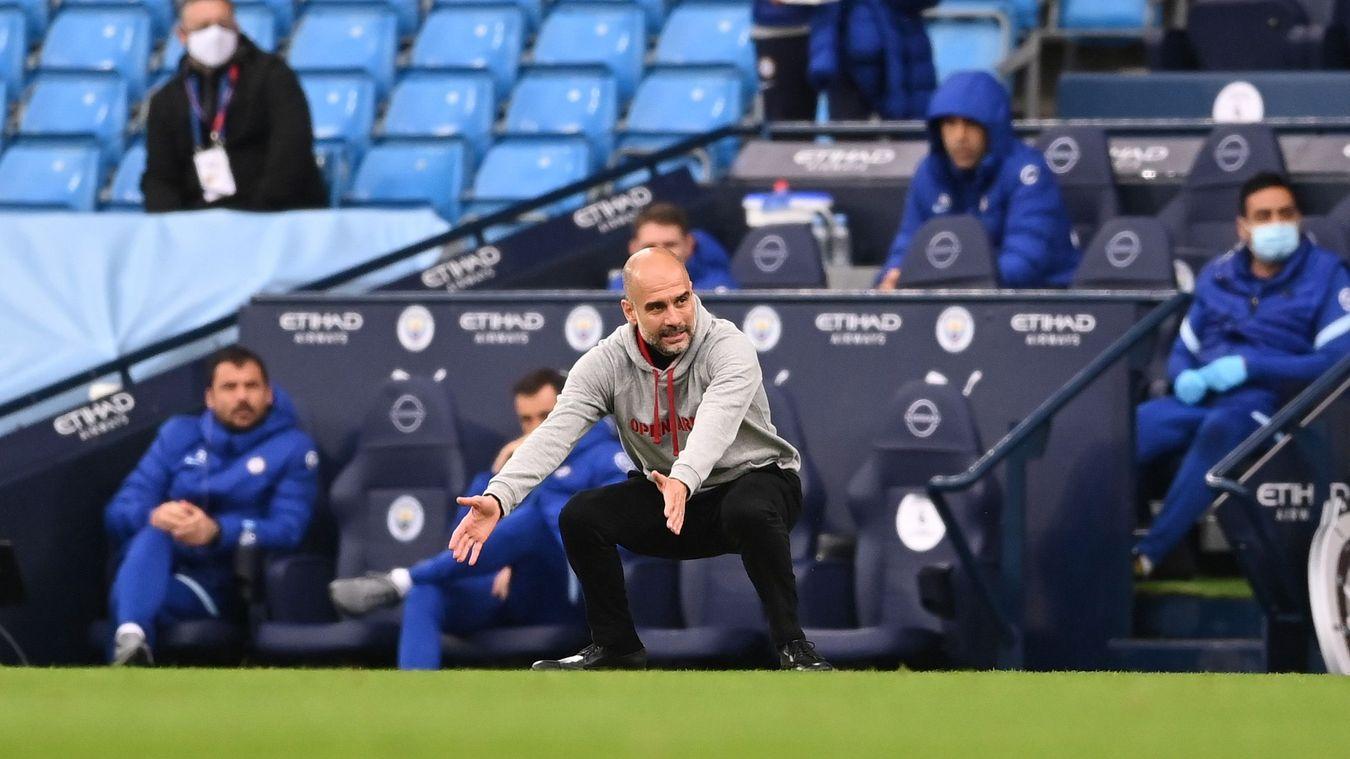 Pep Guardiola chỉ đang đánh lừa Chelsea - Bóng Đá