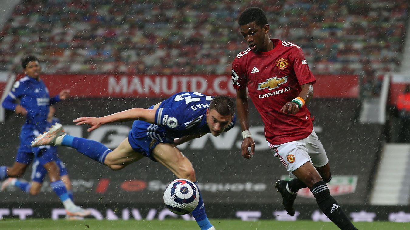 10 thống kê M.U 1-2 Leicester: - Bóng Đá