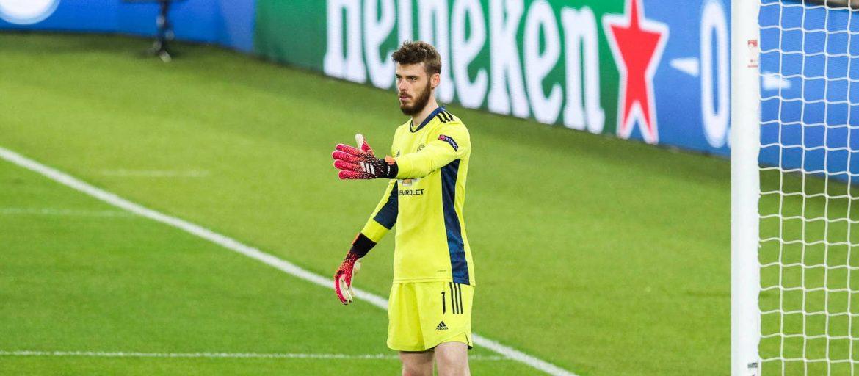 Fabrizio Romano denies David de Gea set for Italy move - Bóng Đá