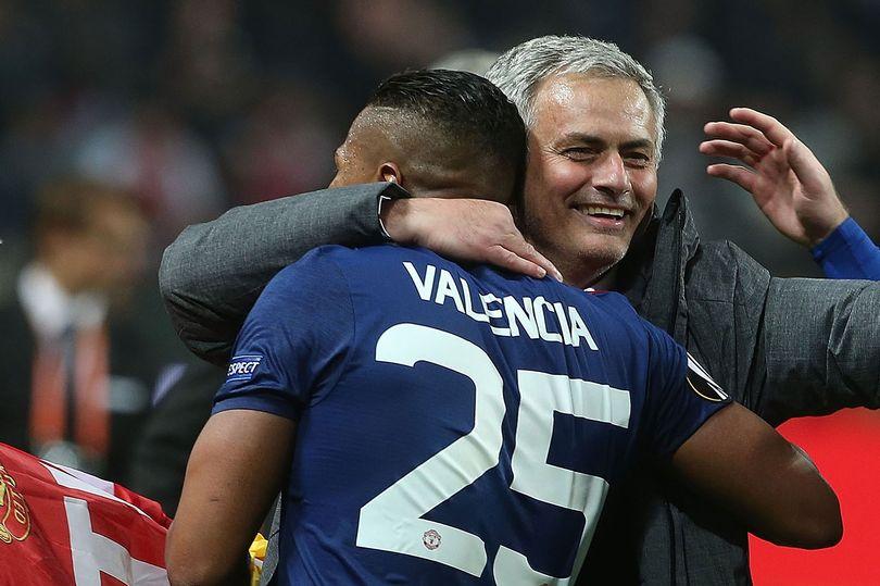 Jose Mourinho on Antonio Valencia - Bóng Đá