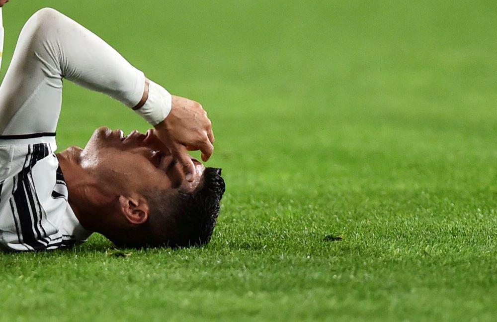 Ronaldo nổ súng, Juventus vẫn chưa thể vào Top 4 - Bóng Đá