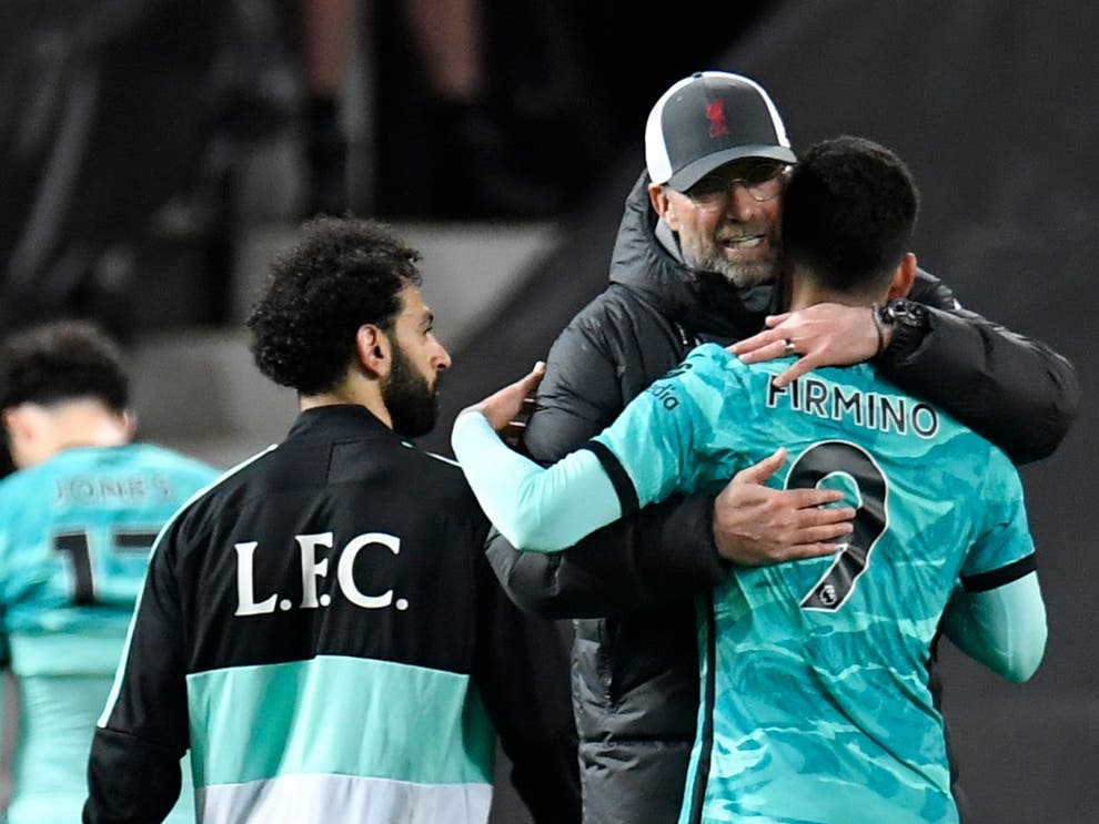 Jurgen Klopp finally lands his Old Trafford win at the seventh time of asking - Bóng Đá
