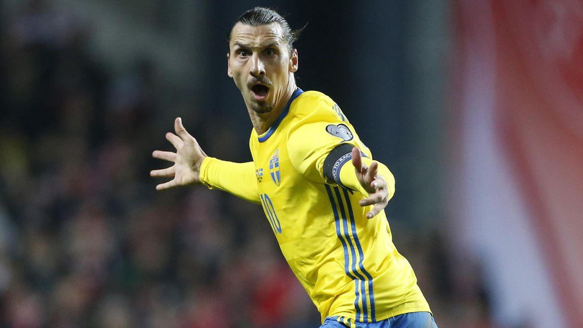 CHÍNH THỨC! Zlatan Ibrahimovic bị loại khỏi EURO - Bóng Đá