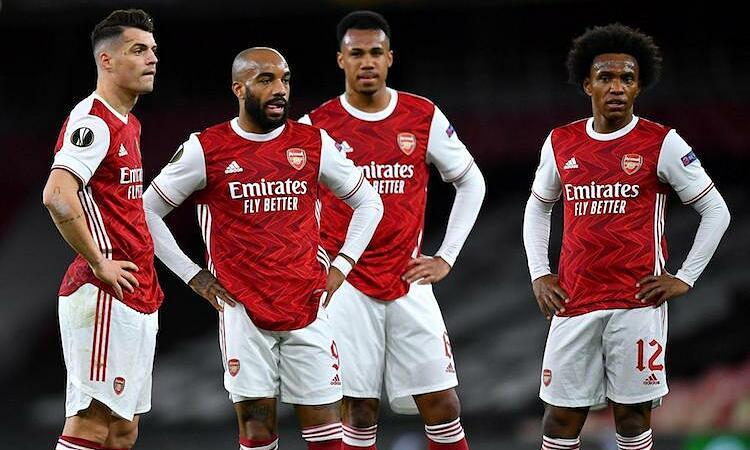 Hóa ra 3 tân binh cực chất lại khiến Arsenal lụn bại thảm hại - Bóng Đá