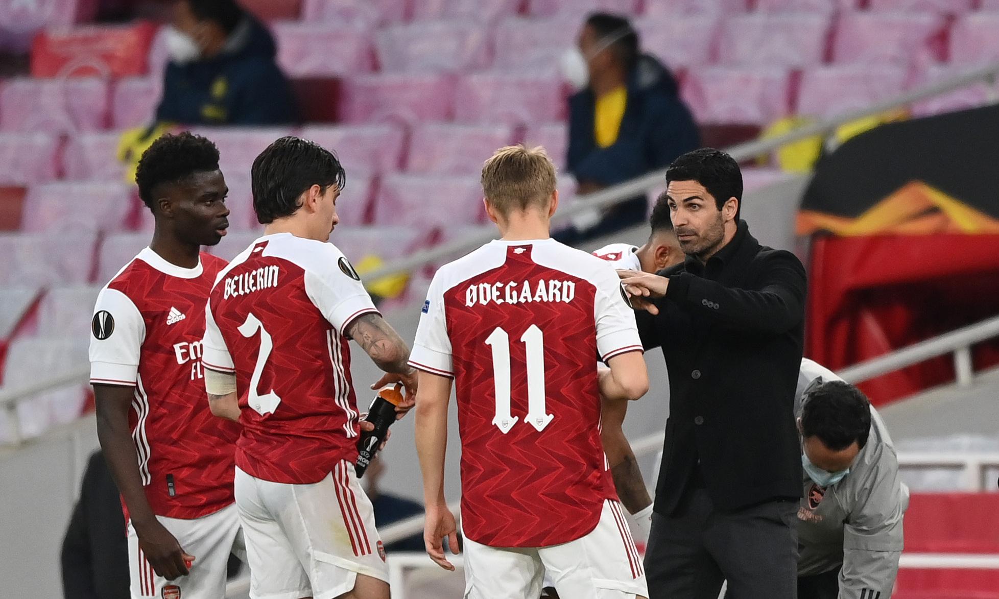 Stan Kroenke sent strong Mikel Arteta sack message ahead of Arsenal's final matches - Bóng Đá