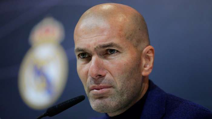 Zidane to leave Madrid at the end of the season after telling Real squad of his decision - Bóng Đá