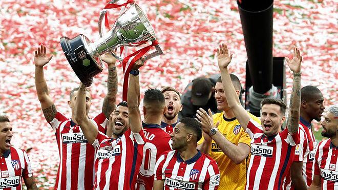Luis Suarez chốt tương lai tại Atletico Madrid - Bóng Đá