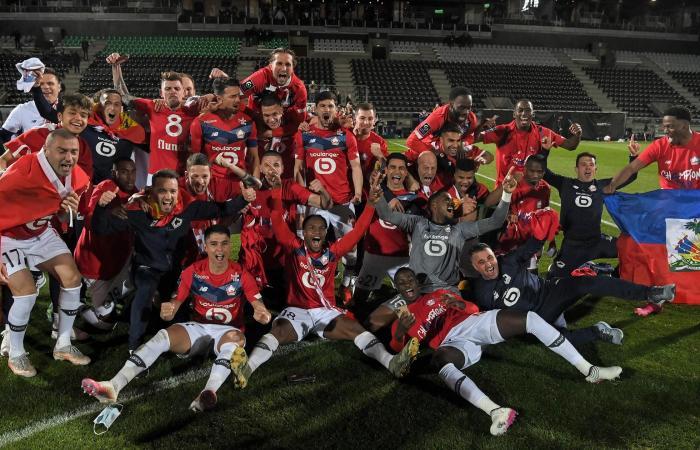 Lille departed with head coach after Ligue 1 tittle - Bóng Đá