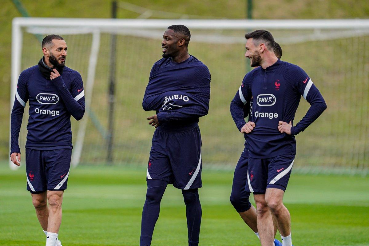 Benzema có lần đầu, tuyển Pháp dự báo xuất hiện 'tam tấu' khét tiếng - Bóng Đá