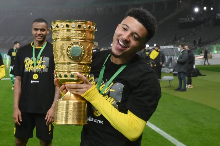 Sancho - Reporter says Manchester United have mostly agreed terms with dream summer signing - Bóng Đá