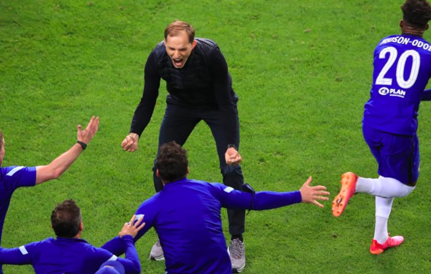 10 thống kê Man City 0-1 Chelsea:  - Bóng Đá
