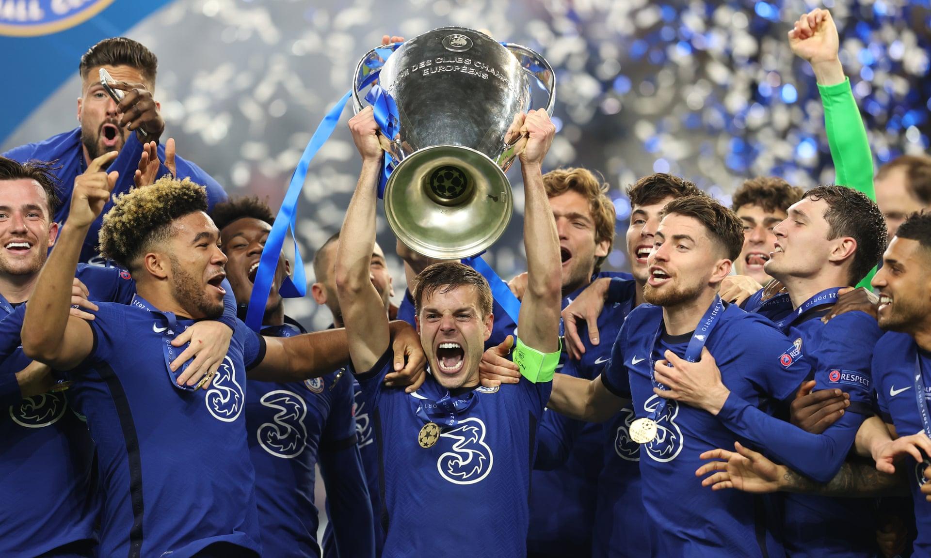 Cái dớp đáng sợ ở chung kết Champions League - Bóng Đá