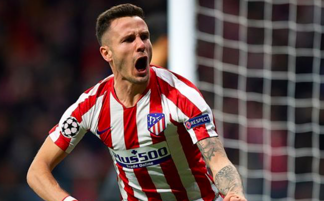 Saul Niguez will push for Man Utd transfer - and Atletico will negotiate at £40m - Bóng Đá