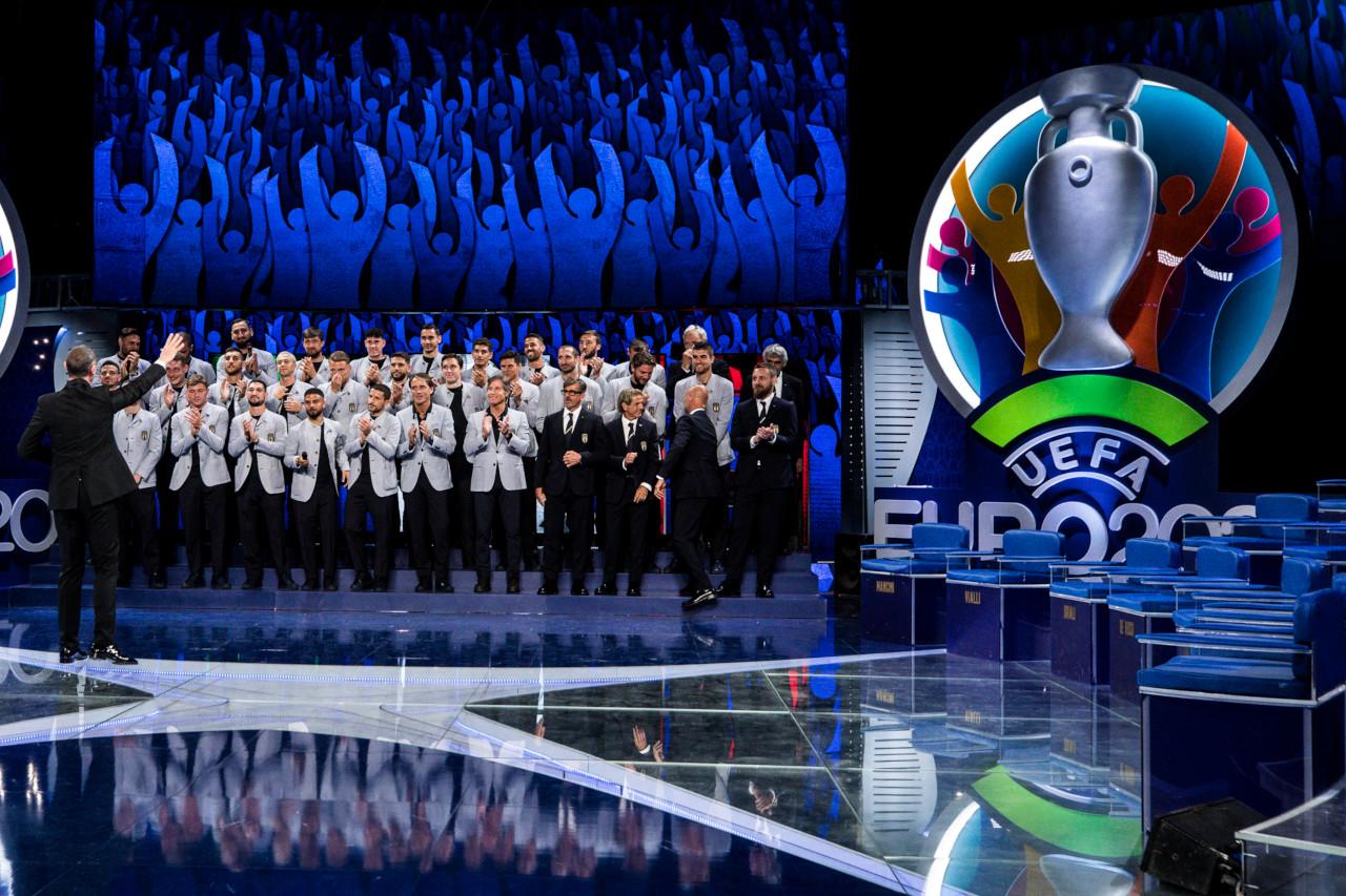 CHÍNH THỨC! Tuyển Ý chốt danh sách dự EURO 2020 - Bóng Đá