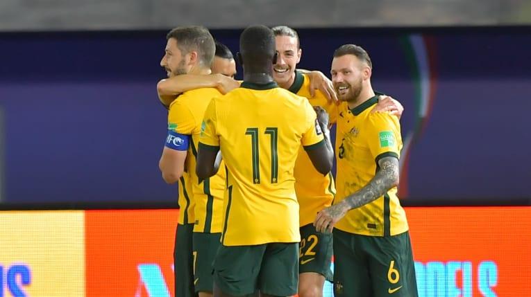 Australia thắng đậm, cầm chắc vé đi tiếp ở VL World Cup - Bóng Đá