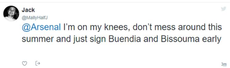 'Signing confirmed!' - Arsenal fans in transfer meltdown after spotting Yves Bissouma 'hint' - Bóng Đá