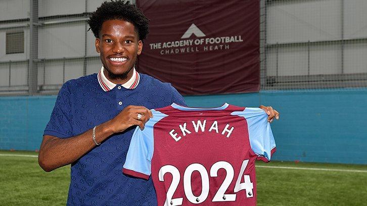 Done Deal: West Ham confirm the transfer of talented youngster from Chelsea - Bóng Đá